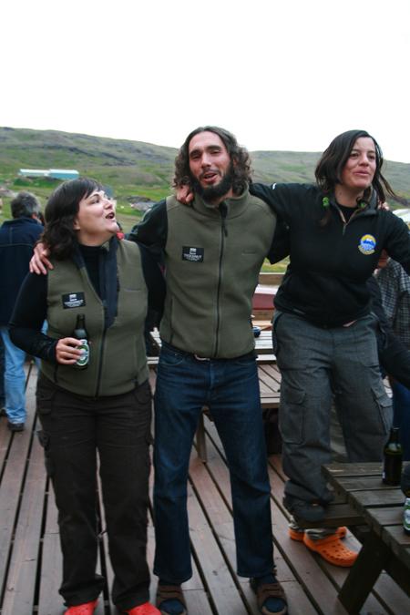 07-Belen, Arancha y Txema