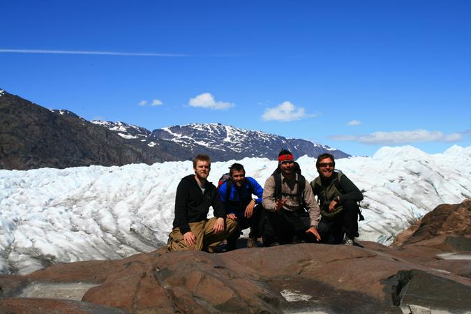 09-Al pie del glaciar