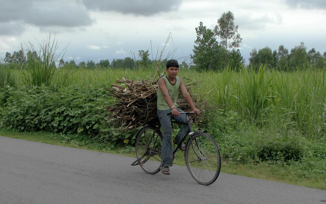 Camino a Nepal