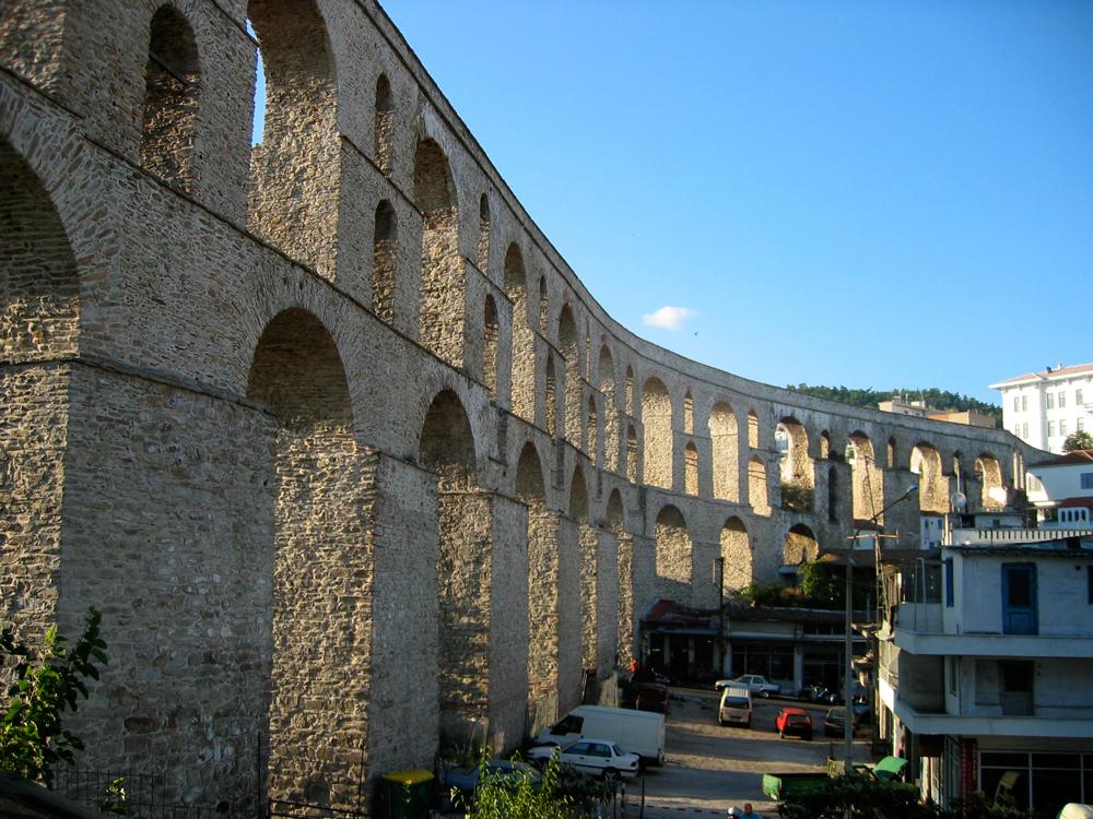 Acueducto-en-Tesalónica