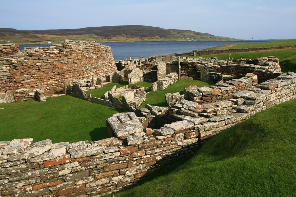 Aldea-neolítica