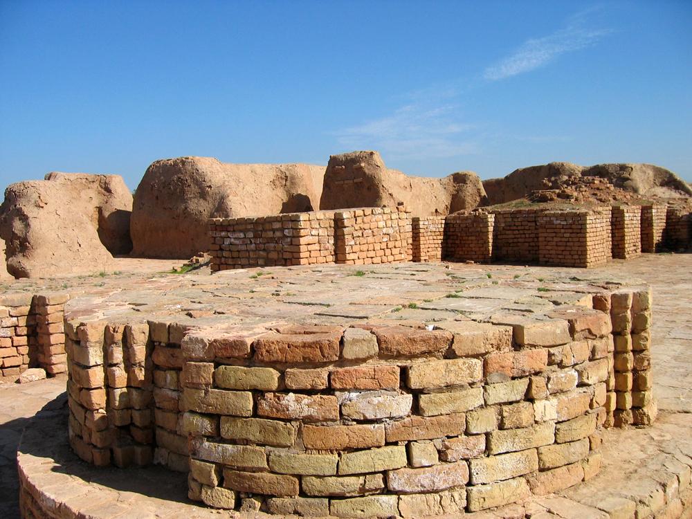 Altar-de-sacrificios-en-Chogha-Zambil