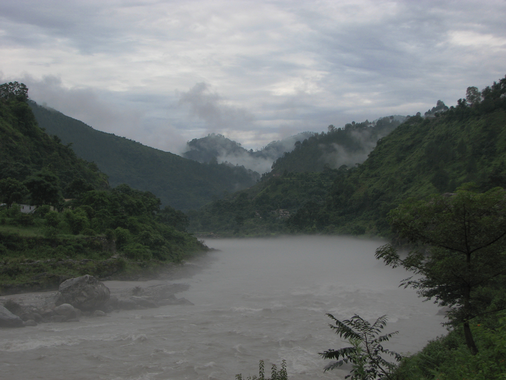 Amanece-en-el-Ganges