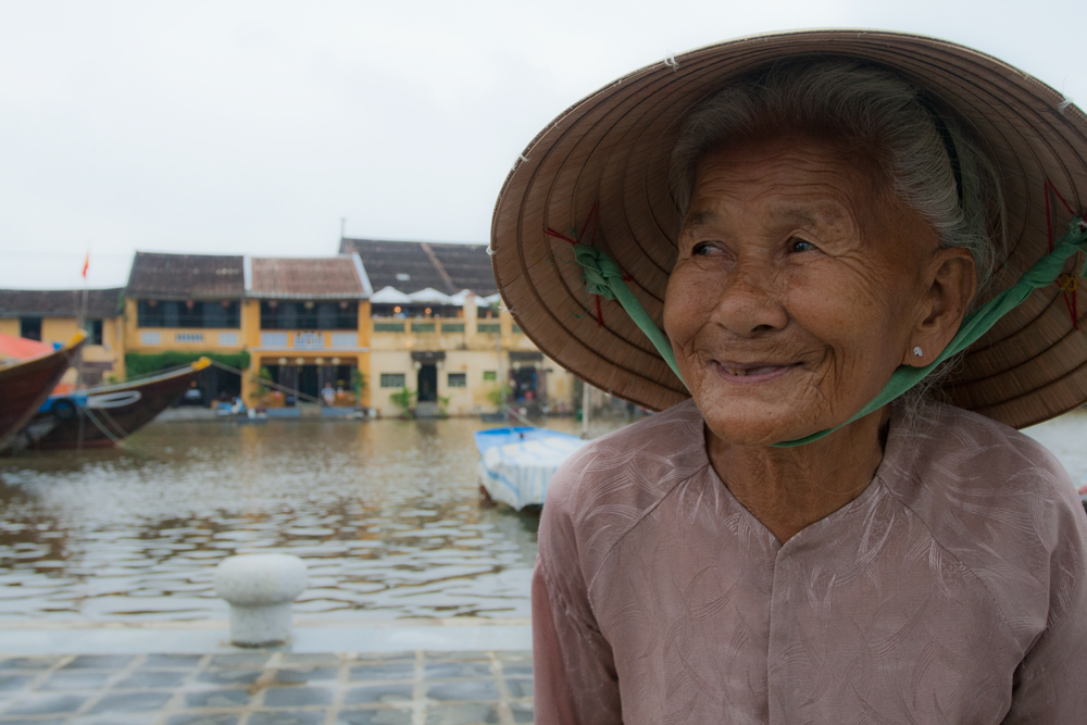 Anciana-sonriente