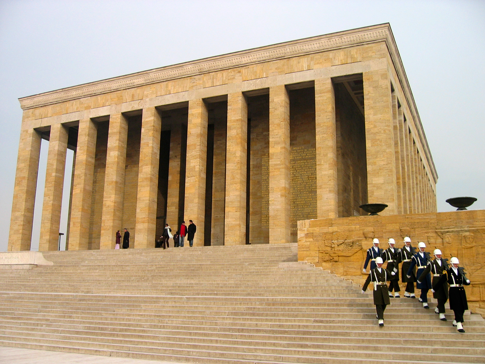 Anit-kabir,-Mausoleo-de-Atatürk