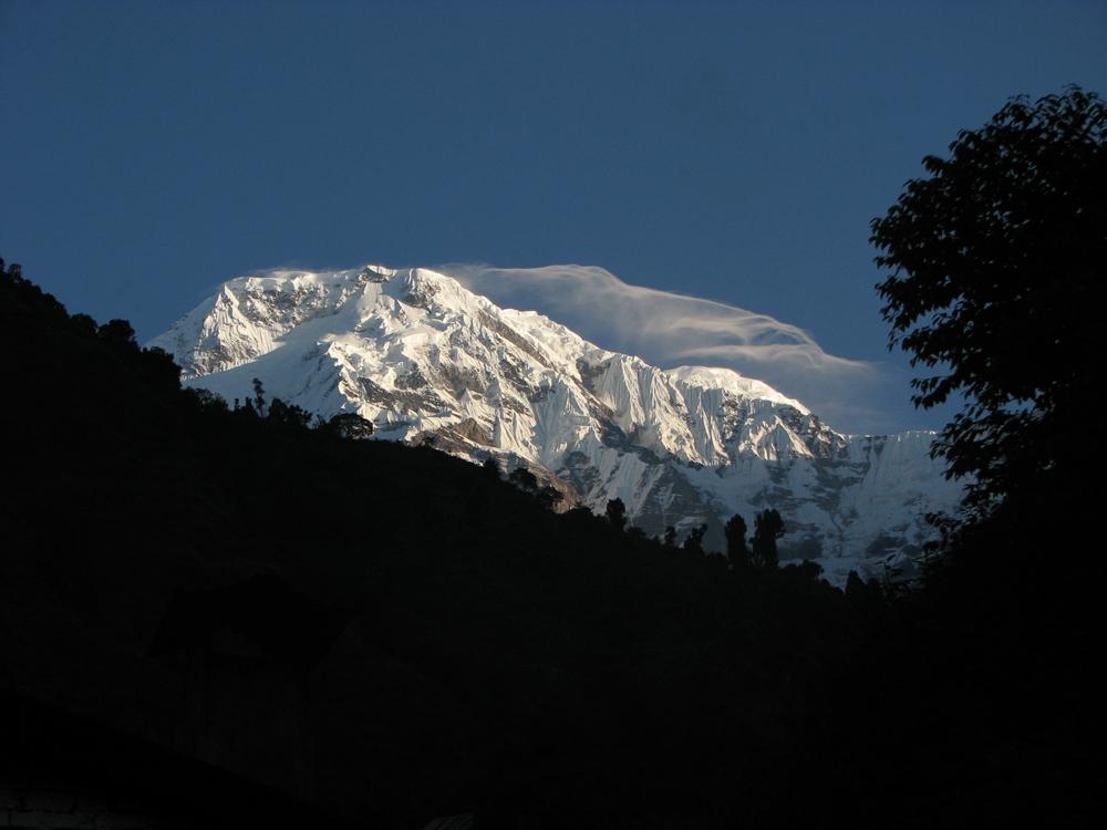 Annapurna-I-al-amanecer