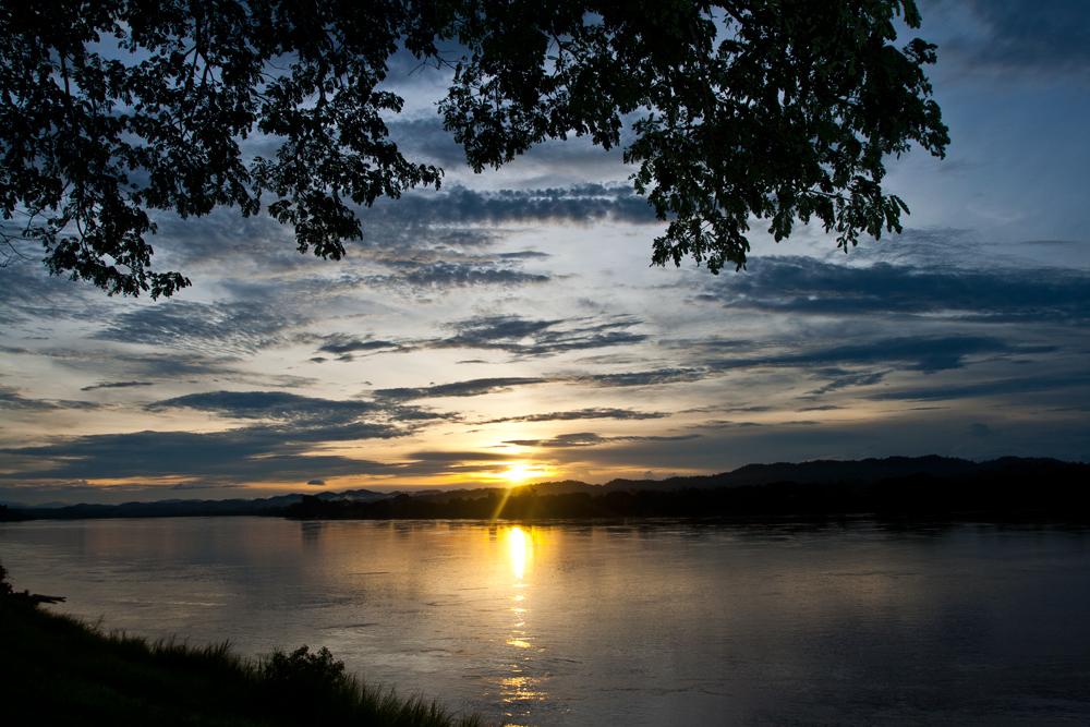 La frontera del Mekong