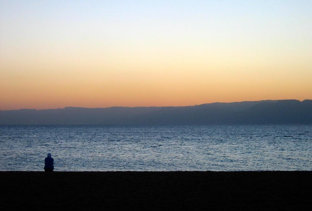 El mar Rojo en Aqaba