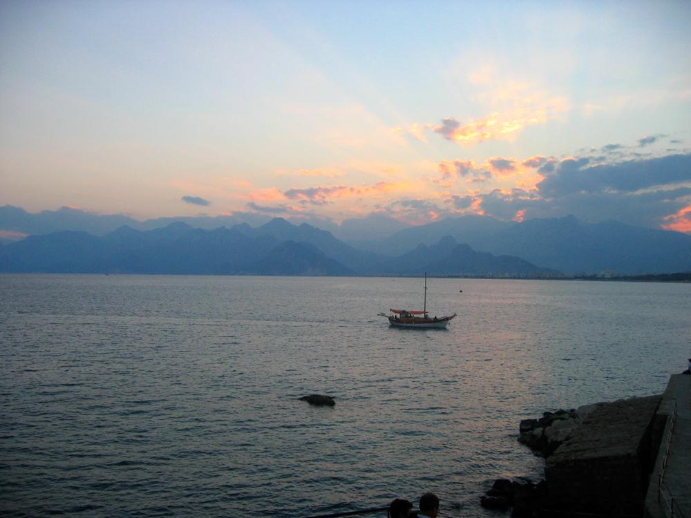 Atardecer-en-Antalya-III