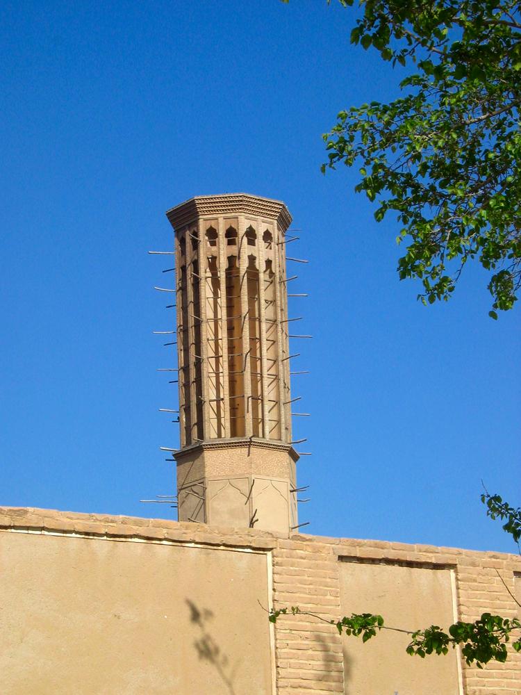 Badgir-o-torre-de-ventilación-II
