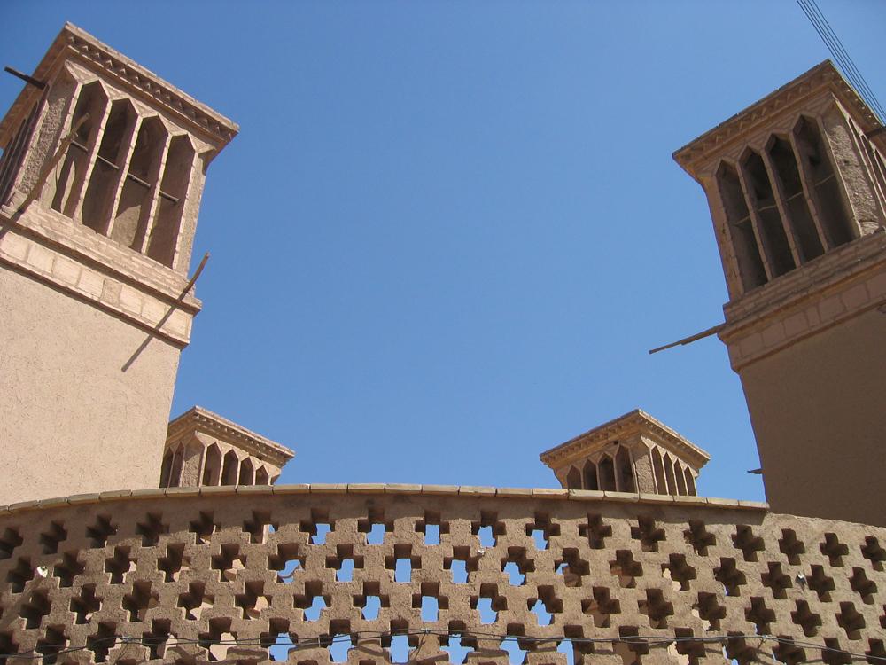 Badgirs-o-torres-de-ventilación