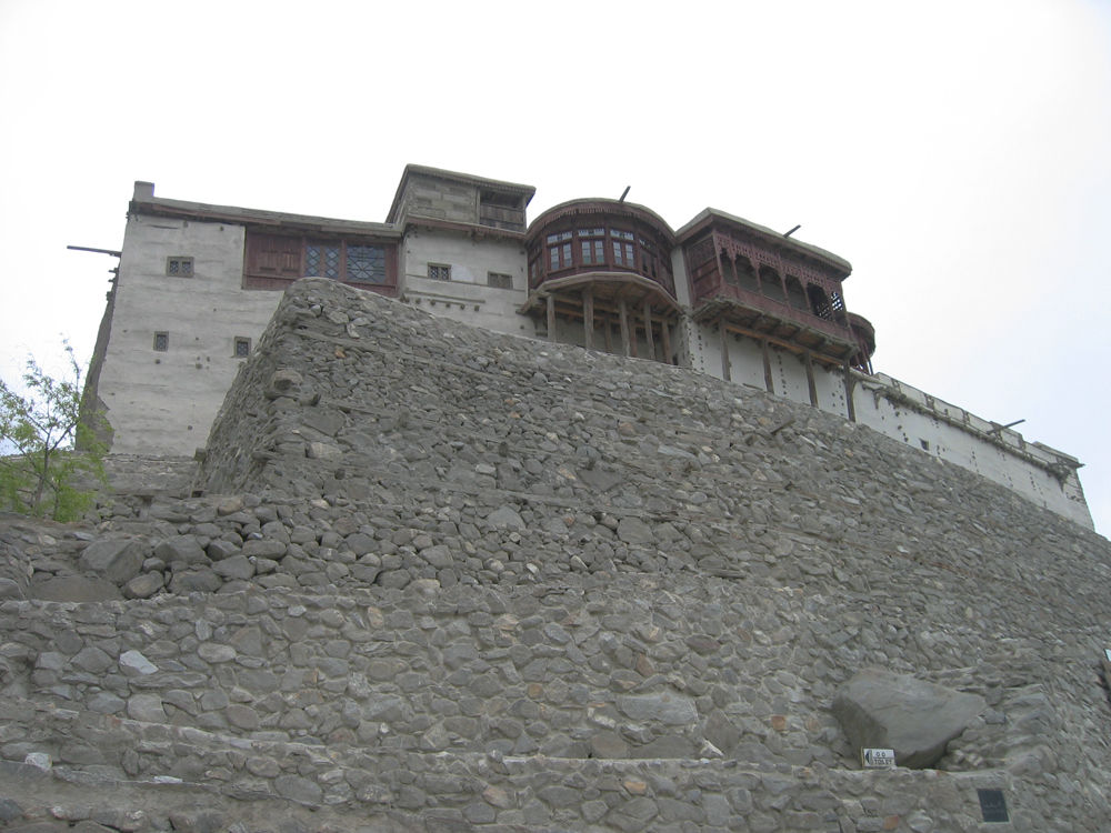 Baltit-fort-II