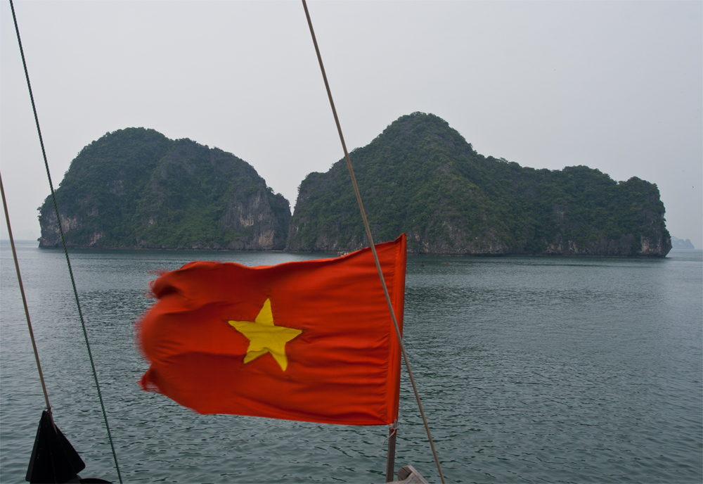 Bandera-de-Vietnam
