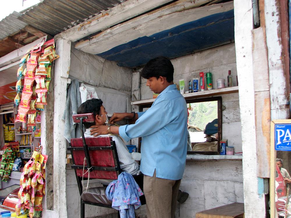 Barbero-callejero
