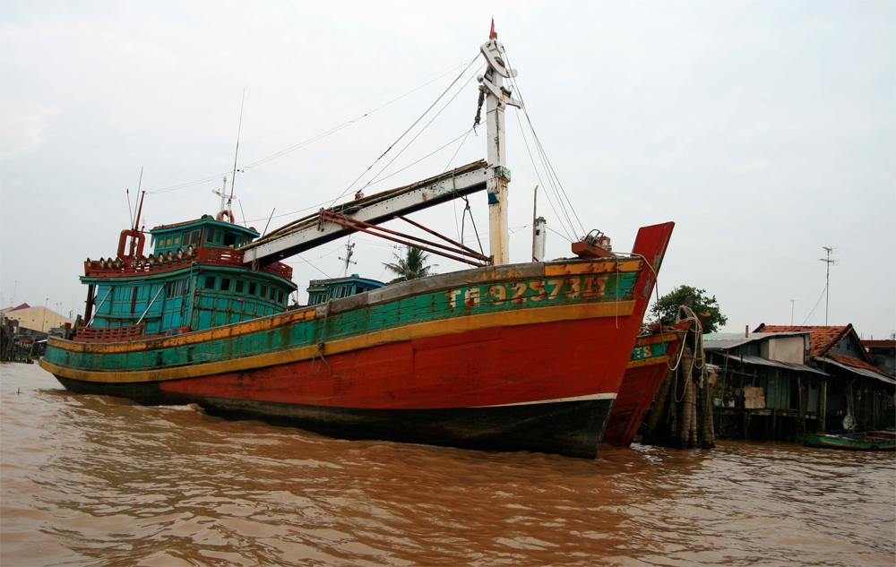 Barco-pesquero