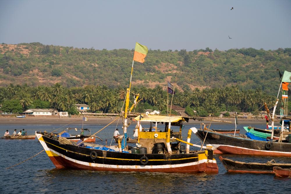 Barcos-llegando-a-la-playa