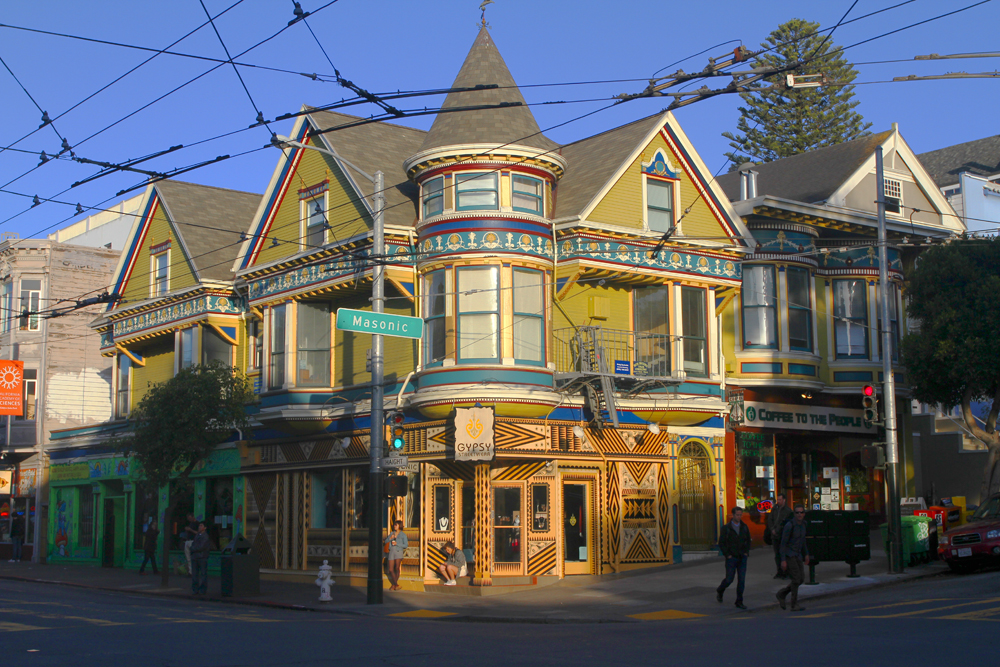 Barrio-de-Haight-Ashbury