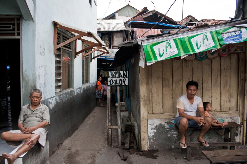 Barrios-suburbiales