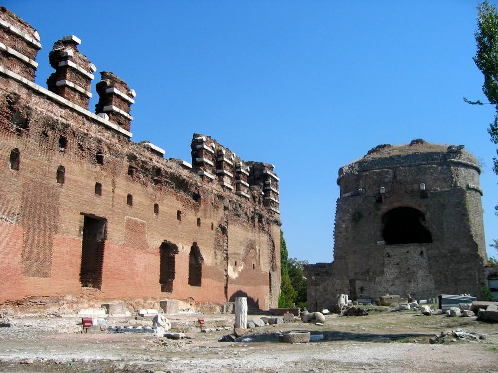 Basílica-roja-de-Pérgamo