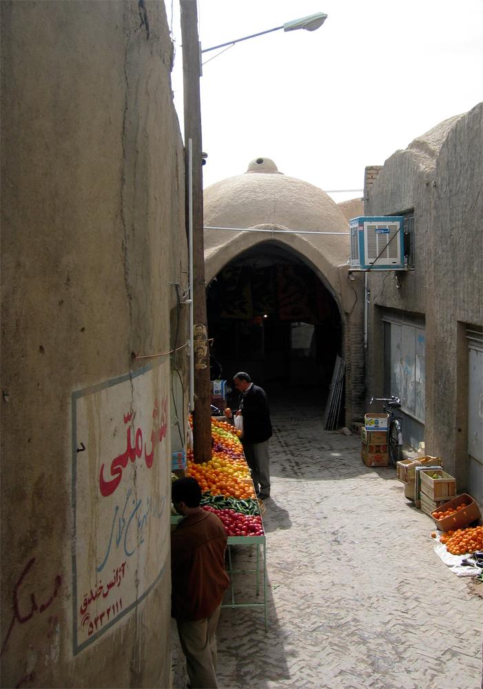 Bazar-de-Damghan