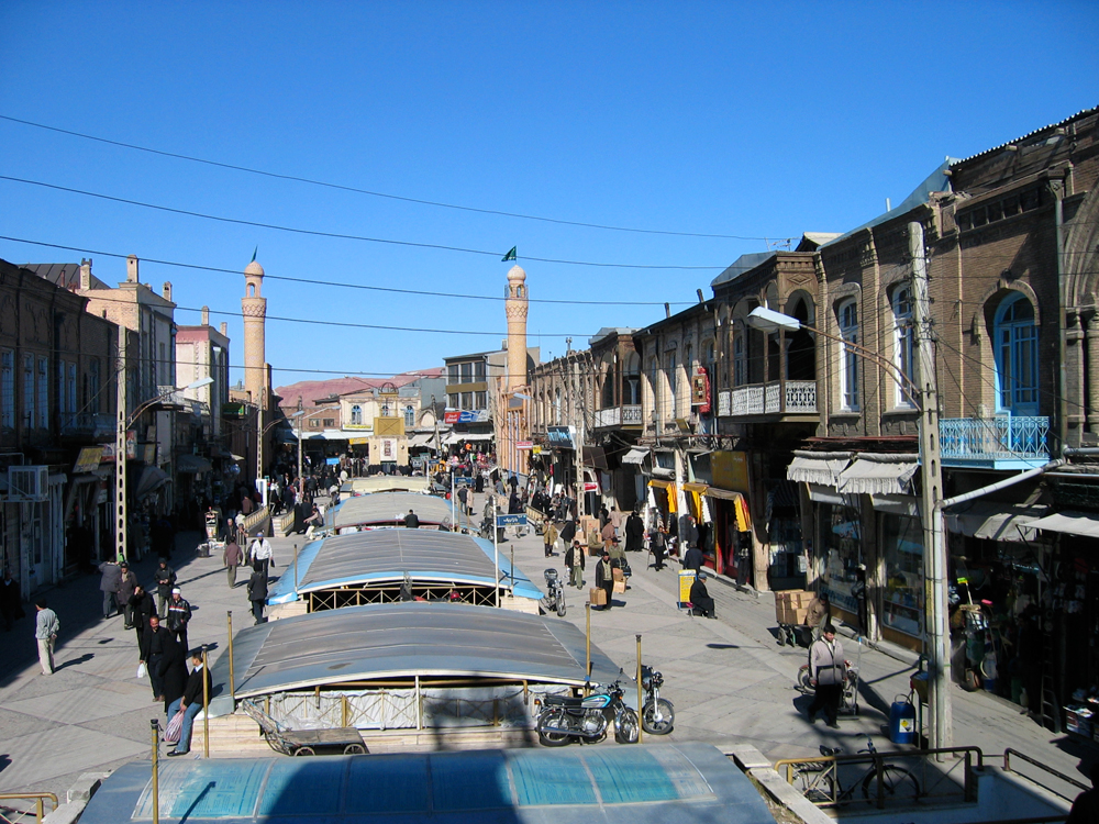 Bazar-de-Tabriz