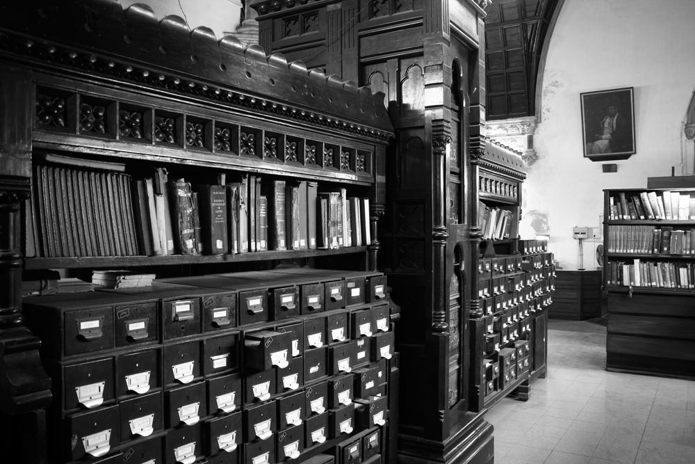 Biblioteca-de-la-Universidad-de-Bombay