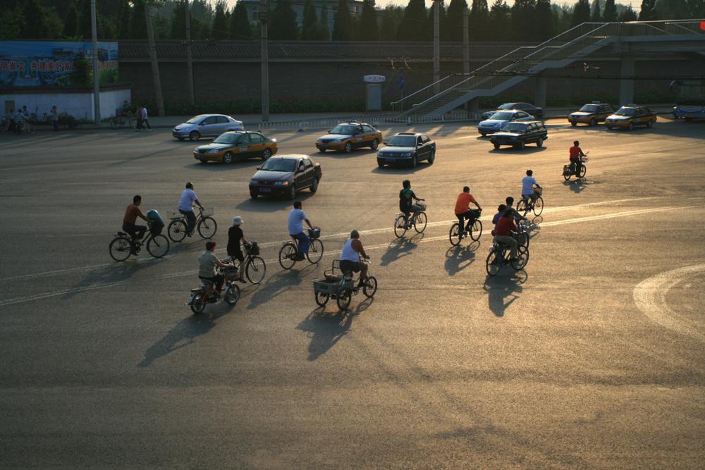 Bicicletas-en-Pekín