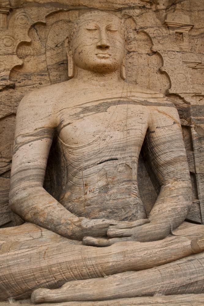 Buda-meditando