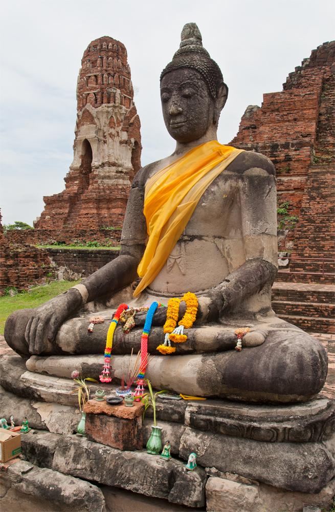 Buda-ofrendado