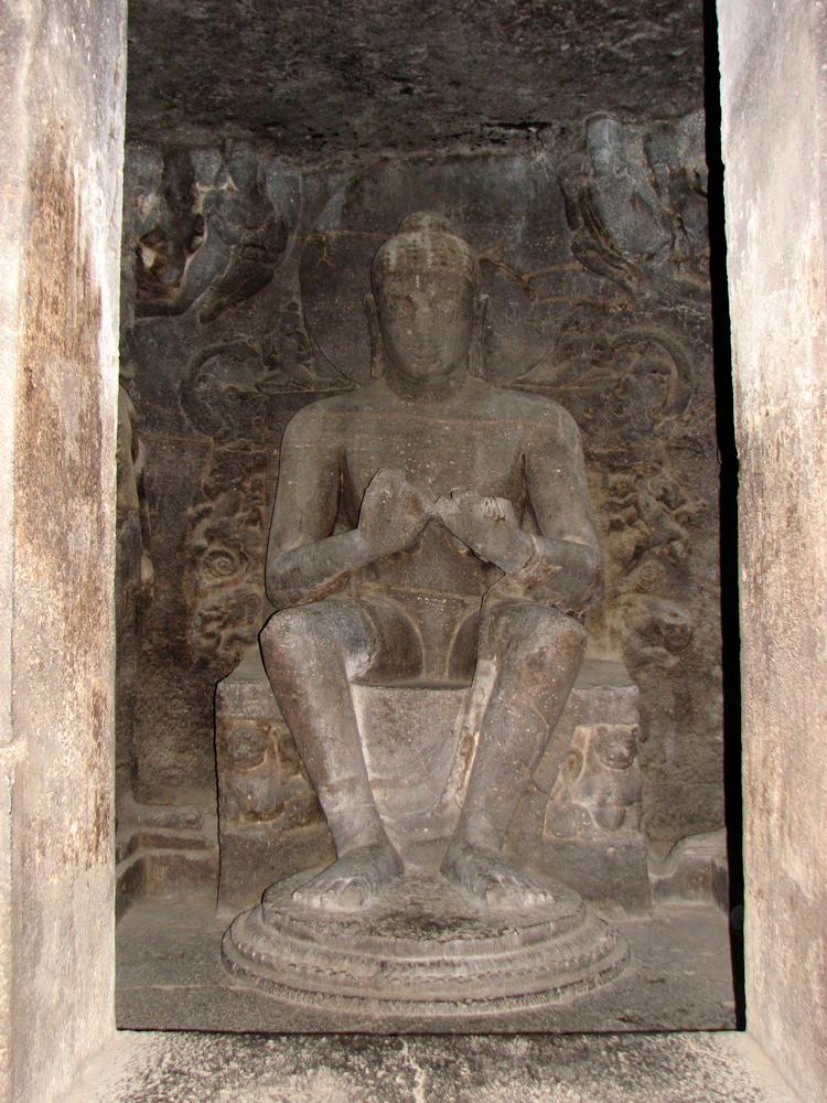 Buda-sentado-II