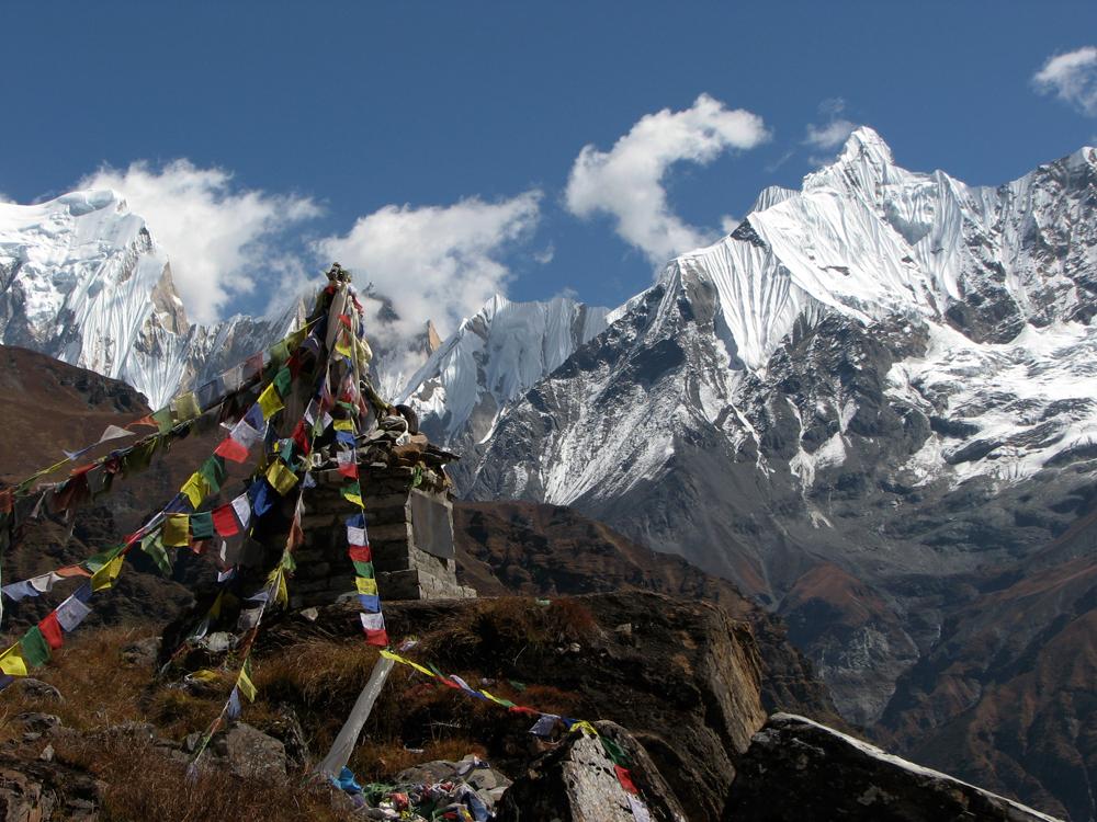 Budismo-en-Annapurnas