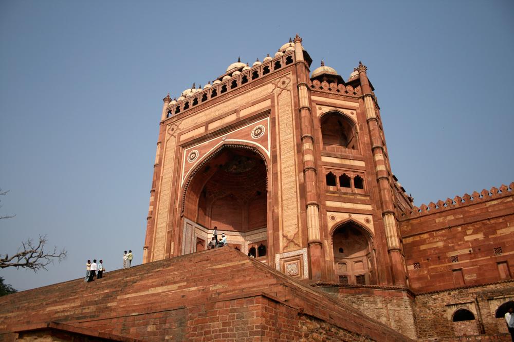 Buland Darwaza o puerta de la victoria