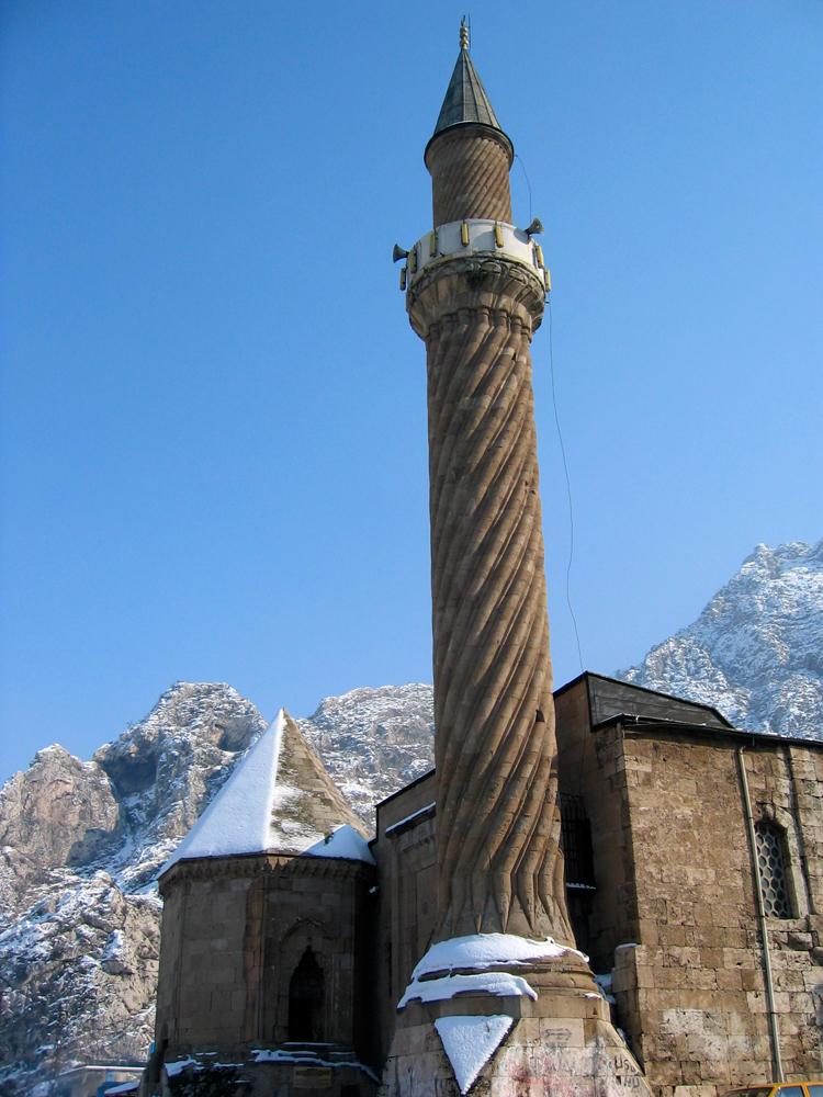 Burmali-Minare-Camii