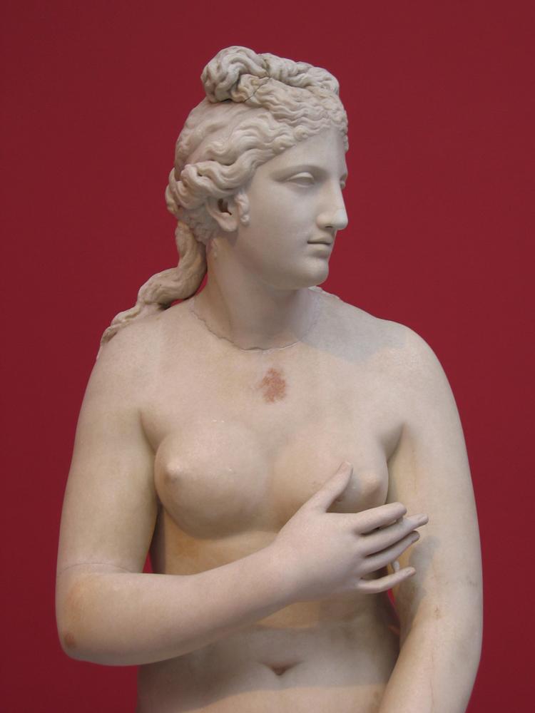 Busto-de-Afrodita-(Museo-Arqueológico)
