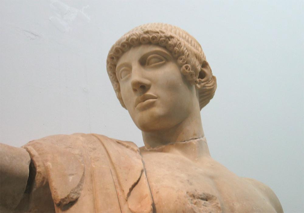 Busto-de-Apolo