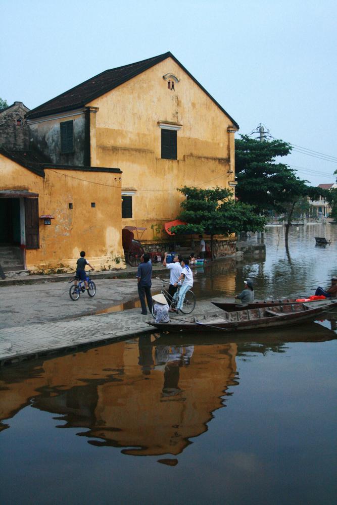 Calle-inundada
