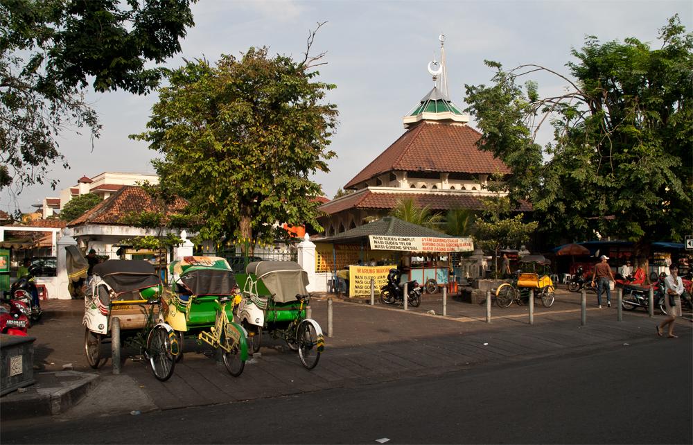 Calles-de-Yogjakarta