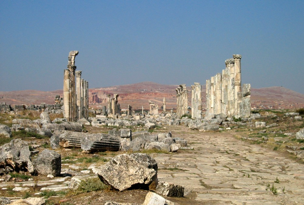 Ebla Apamea y Ugarit