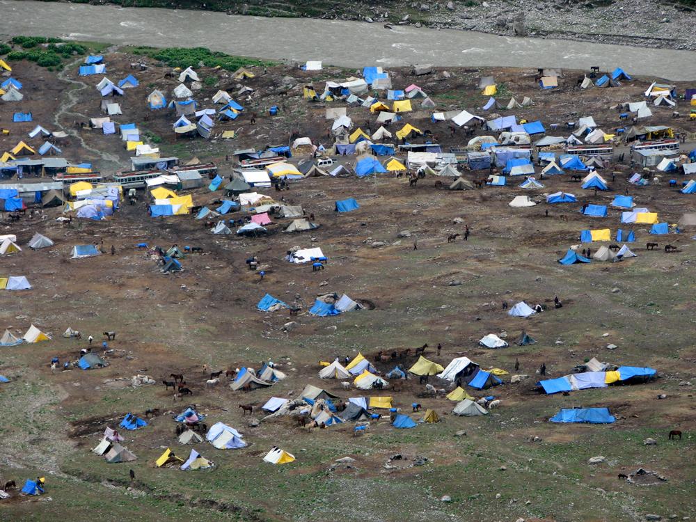 Campamento-de-verano-en-Sonamarg