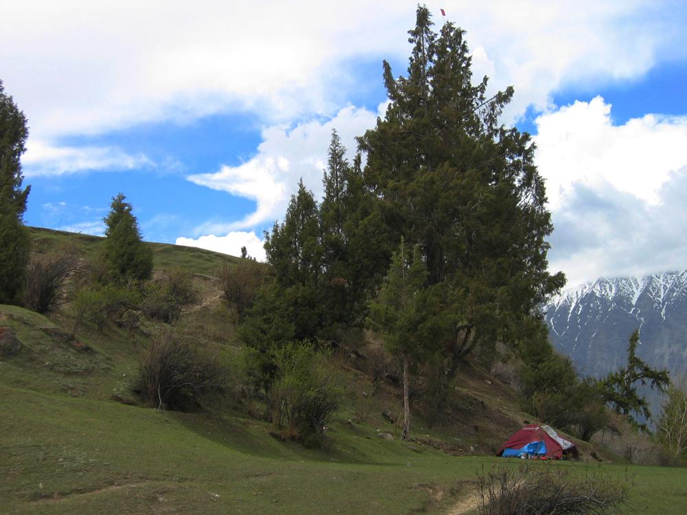 Campamento-en-Rakaposhi