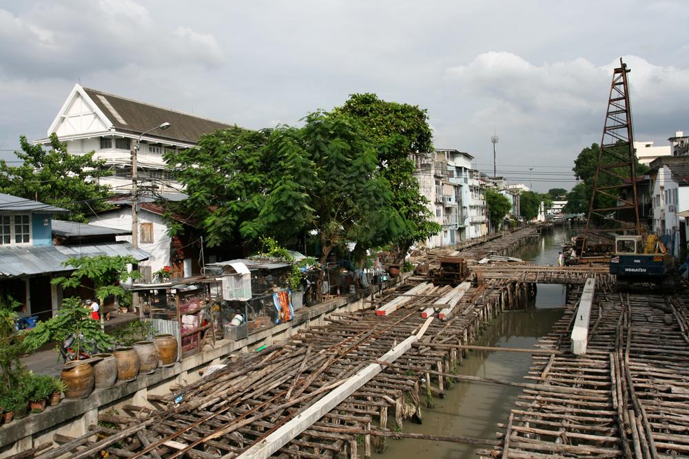 Canal-de-Bangkok