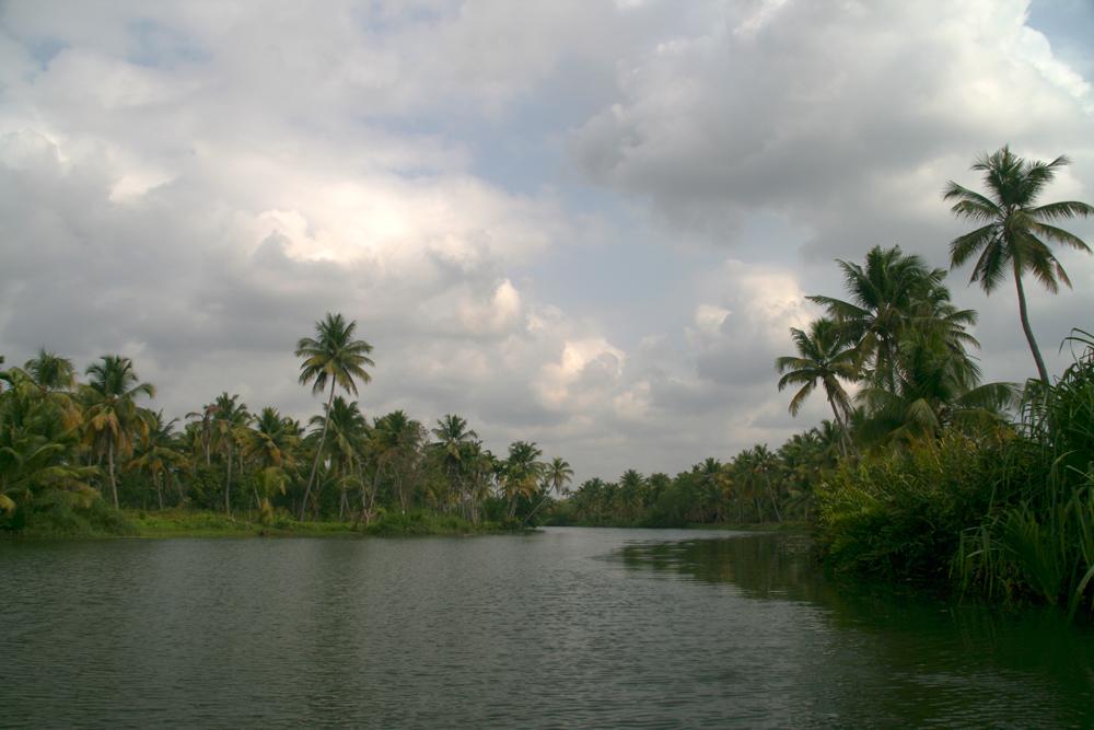 Canal-en-Kerala