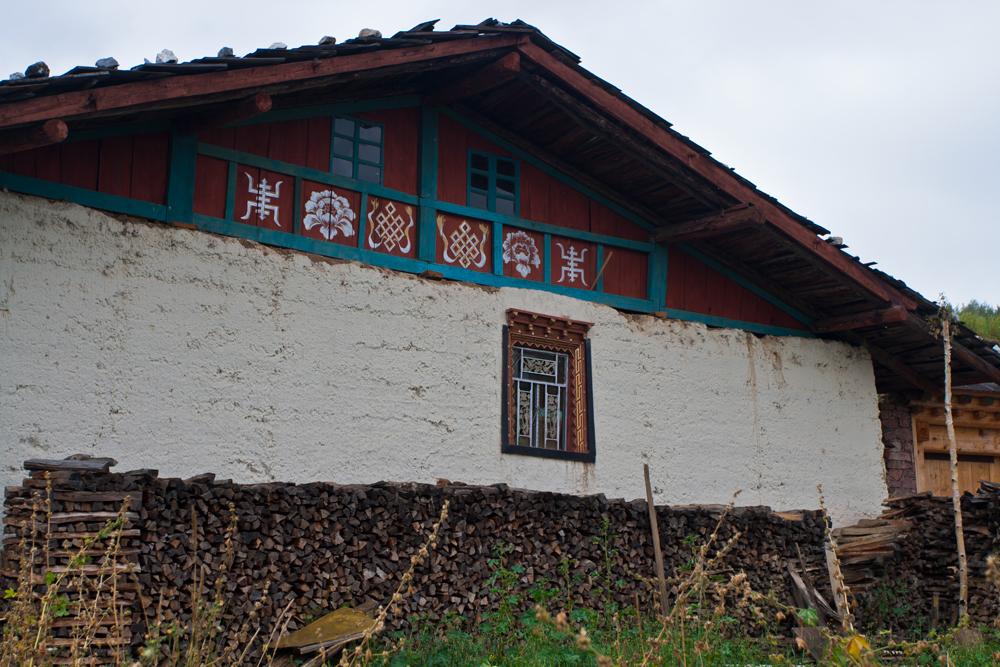 Casa-en-Zhongdian