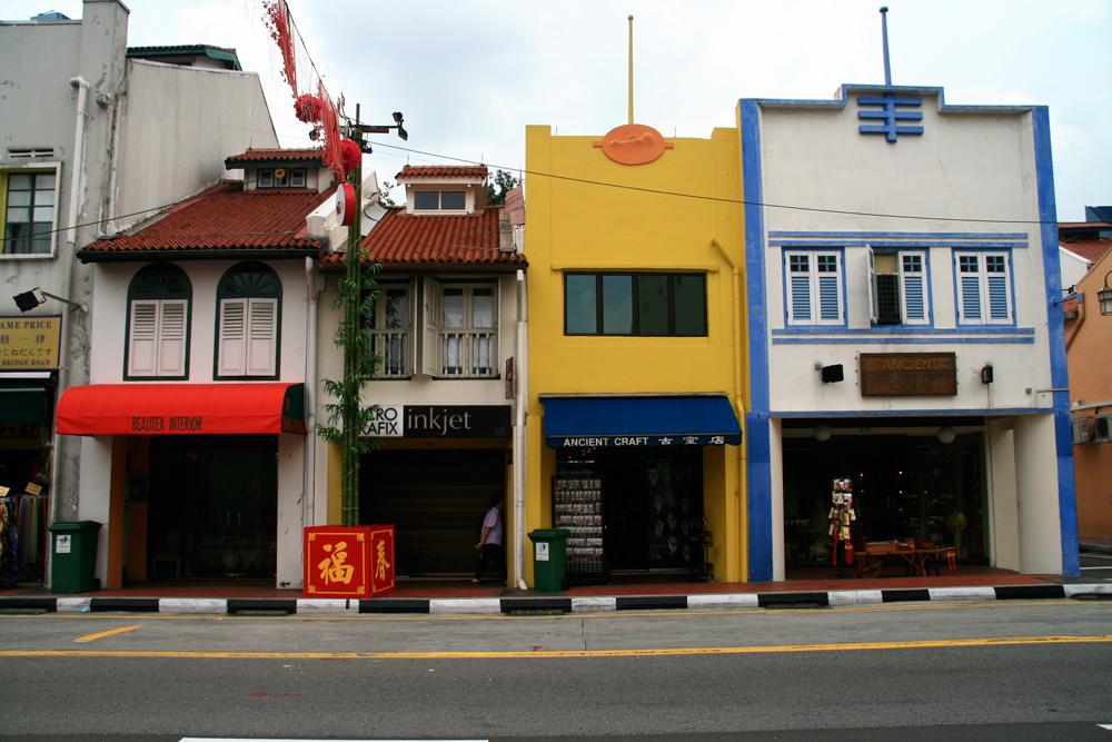 Casas-de-Chinatown