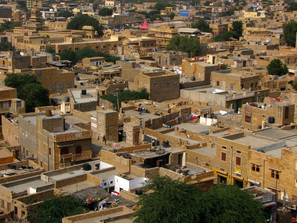 Casas-de-Jaisalmer