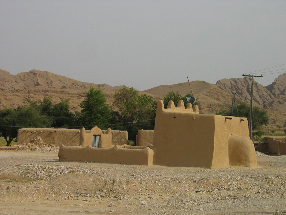 Casas-de-adobe-eb-Baluchistán