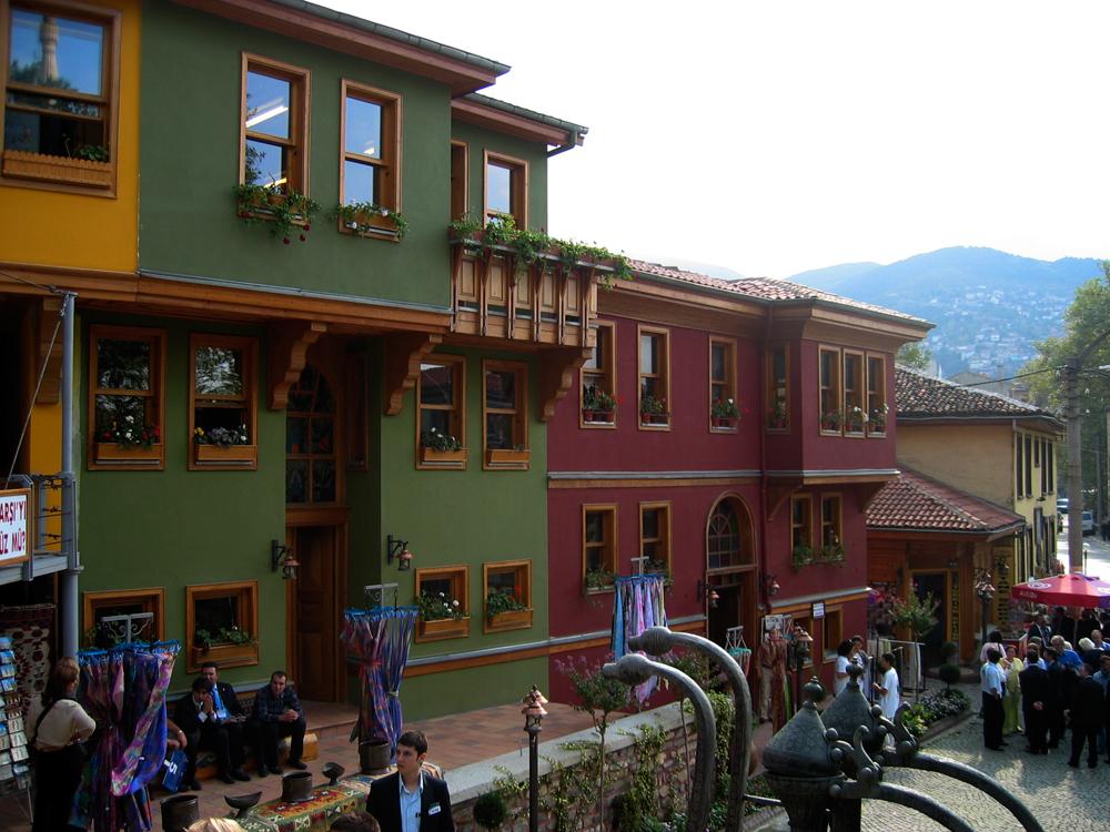 Casas-de-estilo-otomano-en-Bursa