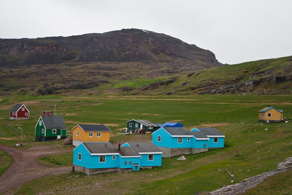 Casas-en-Qassiarsuk