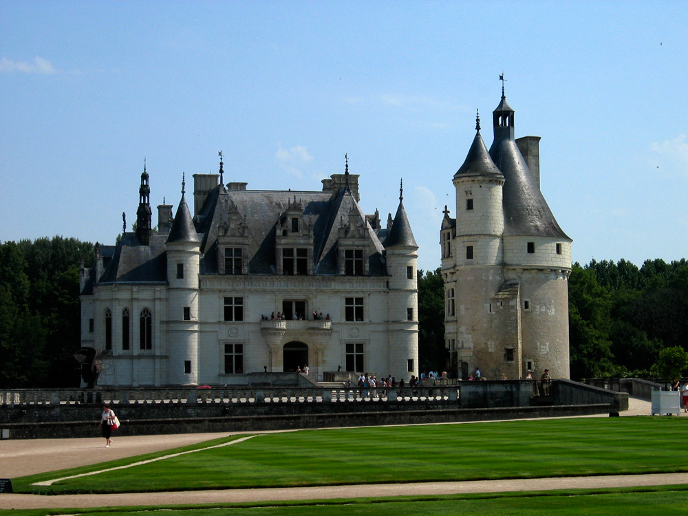 Castillo-de-Chenonceaux-II