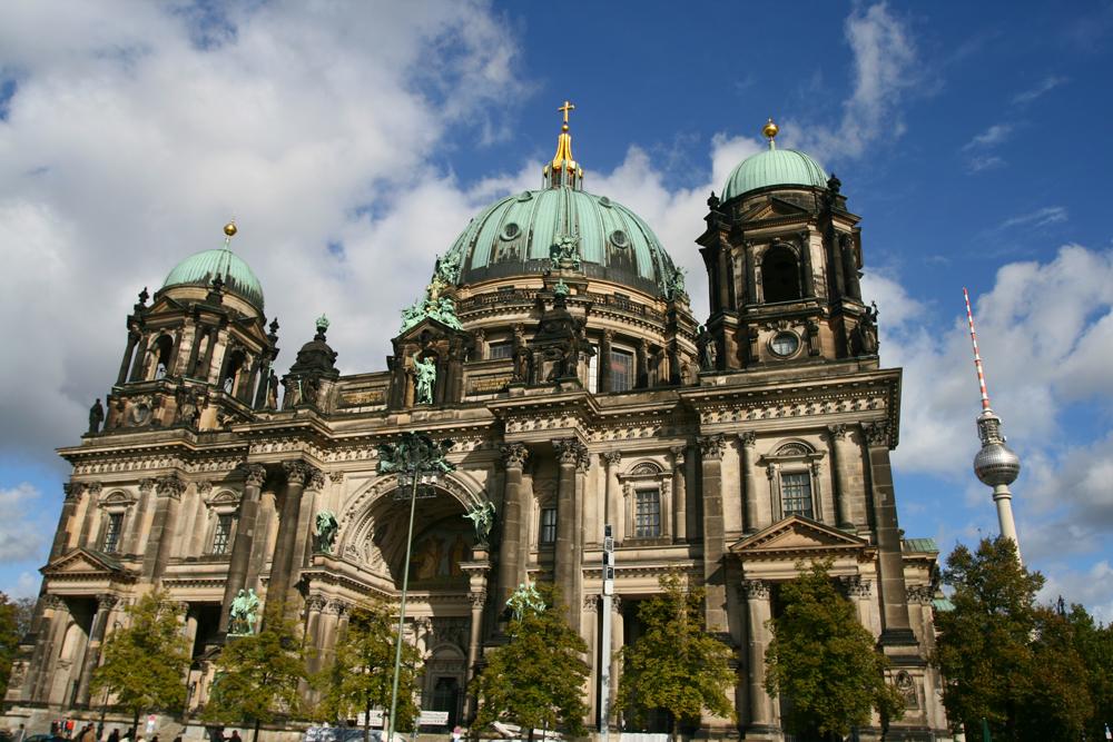 Catedral de Berlín (Berliner-Dom)